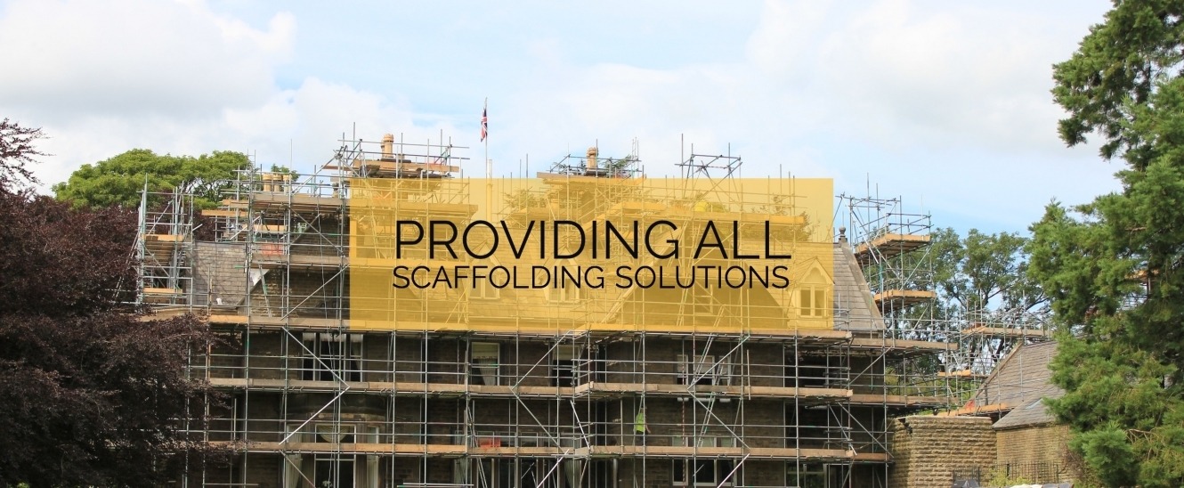 Hardy Access Services, Scaffolding Burnley