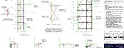 scaffolding manchester