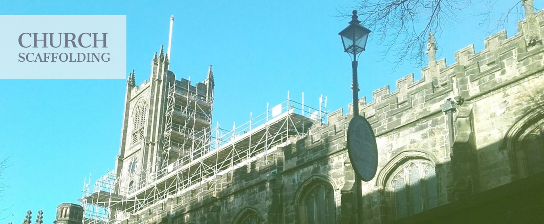 Church Scaffolding